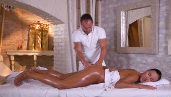 Секс порно массаж видео русское